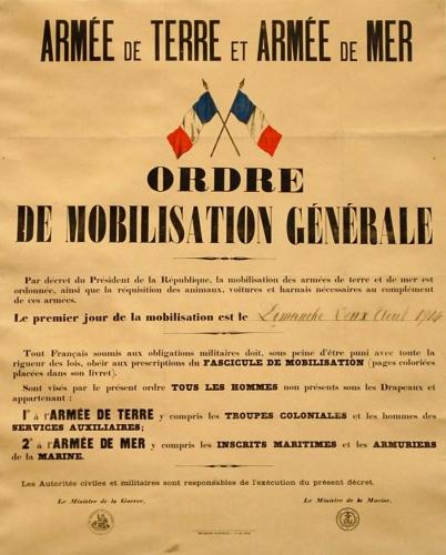 1ère gu. mondiale Ordre de Mobilisatio général.jpg